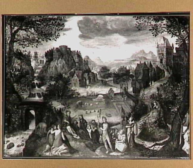 "naar <a class=""recordlink artists"" href=""/explore/artists/13663"" title=""Nicolaes de Bruyn""><span class=""text"">Nicolaes de Bruyn</span></a> vrij naar <a class=""recordlink artists"" href=""/explore/artists/17954"" title=""Gillis van Coninxloo (II)""><span class=""text"">Gillis van Coninxloo (II)</span></a>"