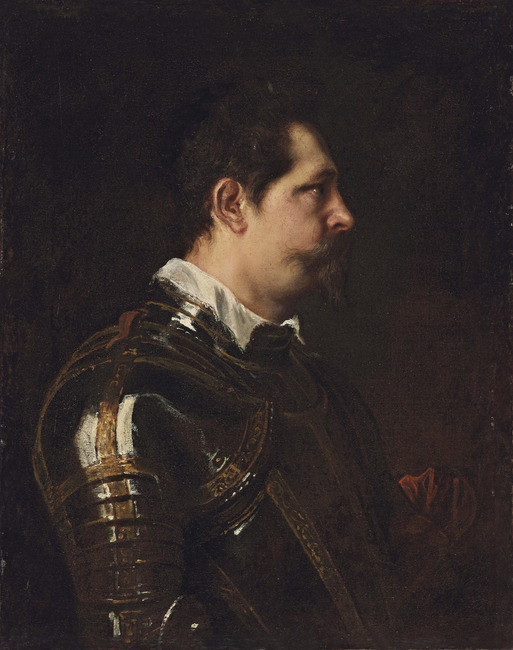 """attributed to <a class=""""recordlink artists"""" href=""""/explore/artists/25230"""" title=""""Anthony van Dyck""""><span class=""""text"""">Anthony van Dyck</span></a>"""