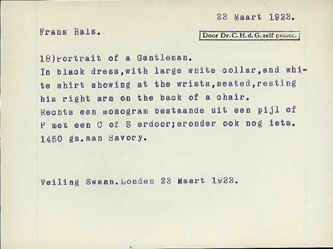 Hals, Frans (I), fichenummer 1203190