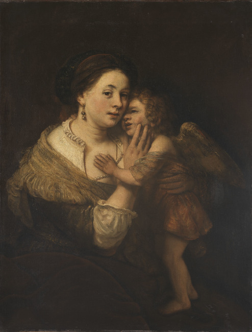 "studio of <a class=""recordlink artists"" href=""/explore/artists/66219"" title=""Rembrandt""><span class=""text"">Rembrandt</span></a> or follower of <a class=""recordlink artists"" href=""/explore/artists/66219"" title=""Rembrandt""><span class=""text"">Rembrandt</span></a>"