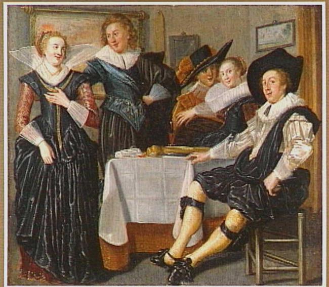 """<a class=""""recordlink artists"""" href=""""/explore/artists/35549"""" title=""""Dirck Hals""""><span class=""""text"""">Dirck Hals</span></a>"""