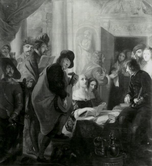 """<a class=""""recordlink artists"""" href=""""/explore/artists/70960"""" title=""""Johann Heinrich Schönfeld""""><span class=""""text"""">Johann Heinrich Schönfeld</span></a>"""
