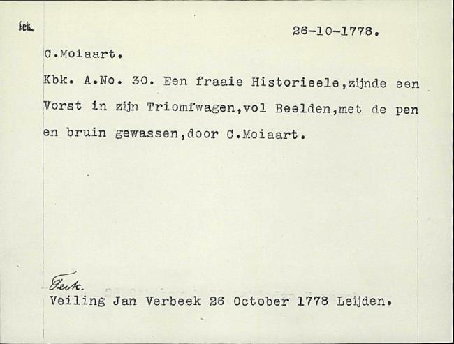 Moeyaert, Claes, card number 1327337