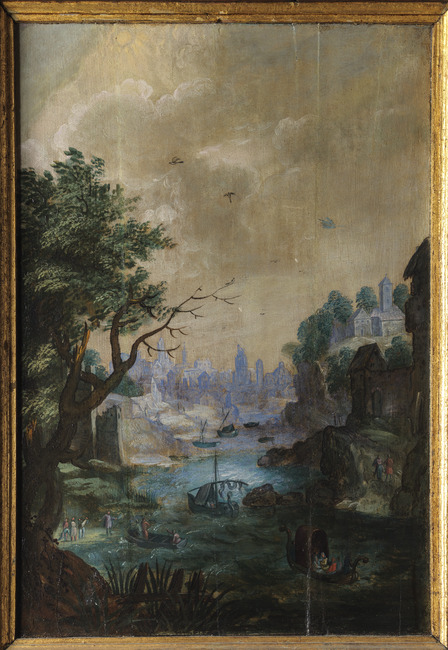 "<a class=""recordlink artists"" href=""/explore/artists/468891"" title=""Antwerp Imitator of Rosenborg Castle""><span class=""text"">Antwerp Imitator of Rosenborg Castle</span></a>"
