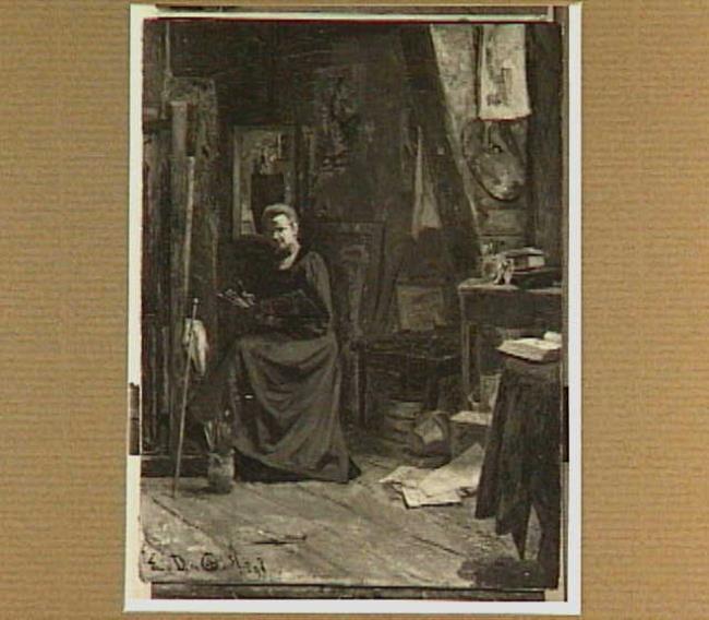 "<a class=""recordlink artists"" href=""/explore/artists/31592"" title=""Agnieta Cornelia Gijswijt""><span class=""text"">Agnieta Cornelia Gijswijt</span></a> en <a class=""recordlink artists"" href=""/explore/artists/23482"" title=""Elsa Woutersen-van Doesburgh""><span class=""text"">Elsa Woutersen-van Doesburgh</span></a>"