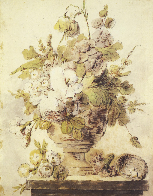 """attributed to <a class=""""recordlink artists"""" href=""""/explore/artists/50789"""" title=""""Pieter van Loo (1735-1784)""""><span class=""""text"""">Pieter van Loo (1735-1784)</span></a>"""