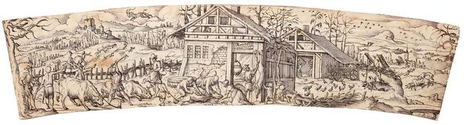 "possibly <a class=""recordlink artists"" href=""/explore/artists/13707"" title=""Theodor de Bry""><span class=""text"">Theodor de Bry</span></a>"