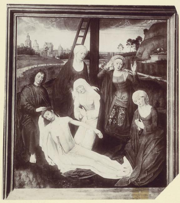 "navolger van <a class=""recordlink artists"" href=""/explore/artists/55174"" title=""Hans Memling""><span class=""text"">Hans Memling</span></a>"