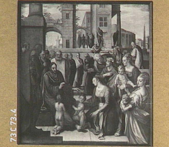 """<a class=""""recordlink artists"""" href=""""/explore/artists/1984"""" title=""""Anoniem""""><span class=""""text"""">Anoniem</span></a> <a class=""""thesaurus"""" href=""""/nl/explore/thesaurus?term=29960&domain=PLAATS"""" title=""""Noordelijke Nederlanden (historische regio)"""" >Noordelijke Nederlanden (historische regio)</a> 1573 gedateerd of omgeving van <a class=""""recordlink artists"""" href=""""/explore/artists/9099"""" title=""""Anthonie Blocklandt van Montfoort""""><span class=""""text"""">Anthonie Blocklandt van Montfoort</span></a>"""