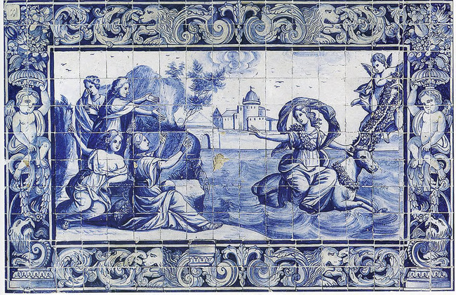 "<a class=""recordlink artists"" href=""/explore/artists/1984"" title=""Anoniem""><span class=""text"">Anoniem</span></a> <a class=""thesaurus"" href=""/nl/explore/thesaurus?term=6697&domain=PLAATS"" title=""Portugal"" >Portugal</a> ca. 1680"