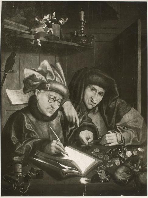 "naar <a class=""recordlink artists"" href=""/explore/artists/66452"" title=""Marinus van Reymerswale""><span class=""text"">Marinus van Reymerswale</span></a>"