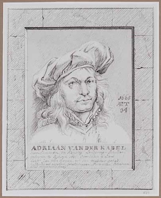 "naar <a class=""recordlink artists"" href=""/explore/artists/43203"" title=""Adriaen van der Kabel""><span class=""text"">Adriaen van der Kabel</span></a>"
