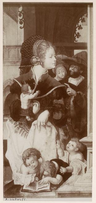 """toegeschreven aan <a class=""""recordlink artists"""" href=""""/explore/artists/196190"""" title=""""Meester van de Aanbidding te Lille""""><span class=""""text"""">Meester van de Aanbidding te Lille</span></a>"""