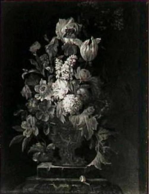 """<a class=""""recordlink artists"""" href=""""/explore/artists/40850"""" title=""""Justus van Huysum (I)""""><span class=""""text"""">Justus van Huysum (I)</span></a>"""