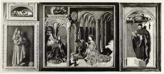 """<a class=""""recordlink artists"""" href=""""/explore/artists/174069"""" title=""""Barthélémy d' Eyck""""><span class=""""text"""">Barthélémy d' Eyck</span></a> of <a class=""""recordlink artists"""" href=""""/explore/artists/54555"""" title=""""Meester van de Annunciatie van Aix""""><span class=""""text"""">Meester van de Annunciatie van Aix</span></a>"""