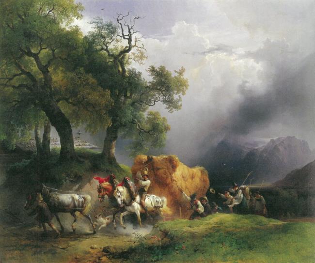 """<a class=""""recordlink artists"""" href=""""/explore/artists/30442"""" title=""""Friedrich Gauermann""""><span class=""""text"""">Friedrich Gauermann</span></a>"""