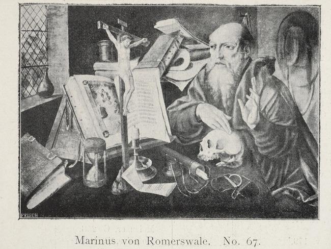 "follower of <a class=""recordlink artists"" href=""/explore/artists/66452"" title=""Marinus van Reymerswale""><span class=""text"">Marinus van Reymerswale</span></a>"