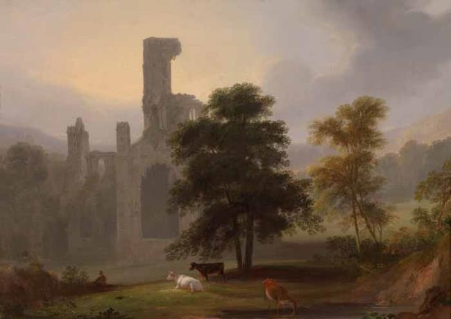 """<a class=""""recordlink artists"""" href=""""/explore/artists/309395"""" title=""""Charles Towne (1763-1840)""""><span class=""""text"""">Charles Towne (1763-1840)</span></a>"""