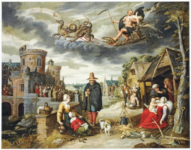 "attributed to <a class=""recordlink artists"" href=""/explore/artists/13289"" title=""Jan Breughel (II)""><span class=""text"">Jan Breughel (II)</span></a>"