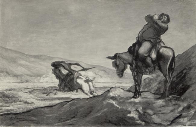 """<a class=""""recordlink artists"""" href=""""/explore/artists/20126"""" title=""""Honoré Daumier""""><span class=""""text"""">Honoré Daumier</span></a>"""