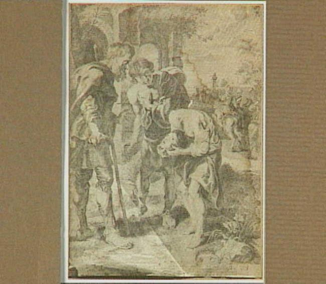 "<a class=""recordlink artists"" href=""/explore/artists/85128"" title=""Hans Witdoeck""><span class=""text"">Hans Witdoeck</span></a> after <a class=""recordlink artists"" href=""/explore/artists/68737"" title=""Peter Paul Rubens""><span class=""text"">Peter Paul Rubens</span></a>"