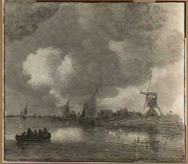 "toegeschreven aan <a class=""recordlink artists"" href=""/explore/artists/33103"" title=""Jan van Goyen""><span class=""text"">Jan van Goyen</span></a>"