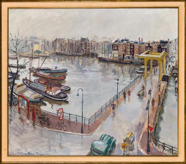 "<a class=""recordlink artists"" href=""/explore/artists/73136"" title=""Jan Sluijters (1914-2005)""><span class=""text"">Jan Sluijters (1914-2005)</span></a>"