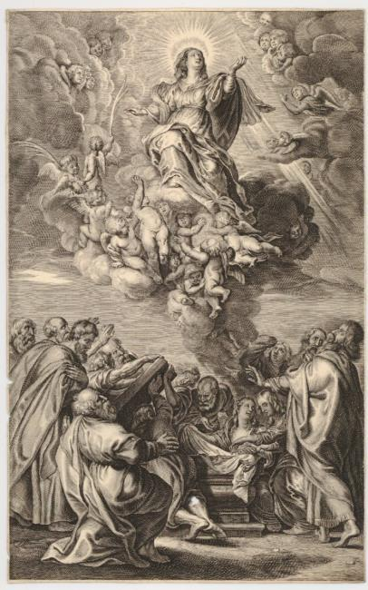 """<a class=""""recordlink artists"""" href=""""/explore/artists/10181"""" title=""""Schelte Adamsz. Bolswert""""><span class=""""text"""">Schelte Adamsz. Bolswert</span></a> naar <a class=""""recordlink artists"""" href=""""/explore/artists/68737"""" title=""""Peter Paul Rubens""""><span class=""""text"""">Peter Paul Rubens</span></a>"""