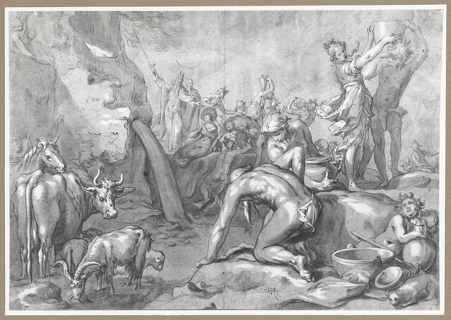 """attributed to <a class=""""recordlink artists"""" href=""""/explore/artists/9120"""" title=""""Abraham Bloemaert""""><span class=""""text"""">Abraham Bloemaert</span></a>"""