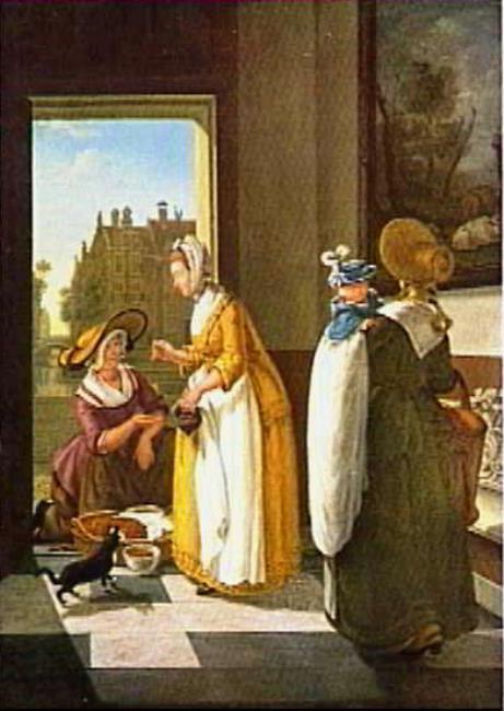 "<a class=""recordlink artists"" href=""/explore/artists/27331"" title=""Maria Margaretha la Fargue""><span class=""text"">Maria Margaretha la Fargue</span></a>"