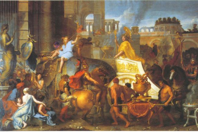 "<a class=""recordlink artists"" href=""/explore/artists/48502"" title=""Charles Le Brun""><span class=""text"">Charles Le Brun</span></a>"