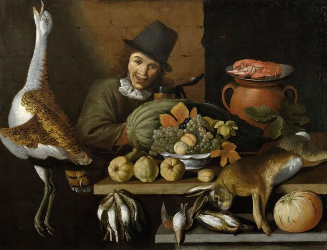 """<a class=""""recordlink artists"""" href=""""/explore/artists/43657"""" title=""""Albrecht Kauw (I)""""><span class=""""text"""">Albrecht Kauw (I)</span></a>"""