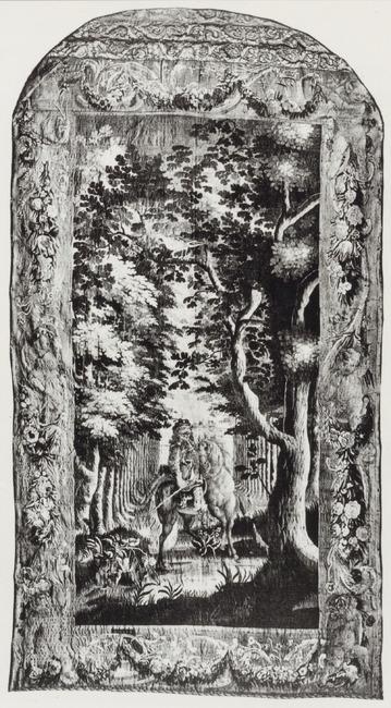 """wandtapijtweverij van <a class=""""recordlink artists"""" href=""""/explore/artists/453957"""" title=""""François Coppens (1665-1743)""""><span class=""""text"""">François Coppens (1665-1743)</span></a> naar ontwerp van <a class=""""recordlink artists"""" href=""""/explore/artists/1984"""" title=""""Anoniem""""><span class=""""text"""">Anoniem</span></a> ca. 1685-1740"""