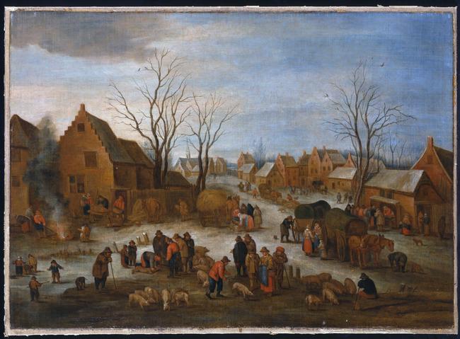"circle of <a class=""recordlink artists"" href=""/explore/artists/13289"" title=""Jan Breughel (II)""><span class=""text"">Jan Breughel (II)</span></a>"