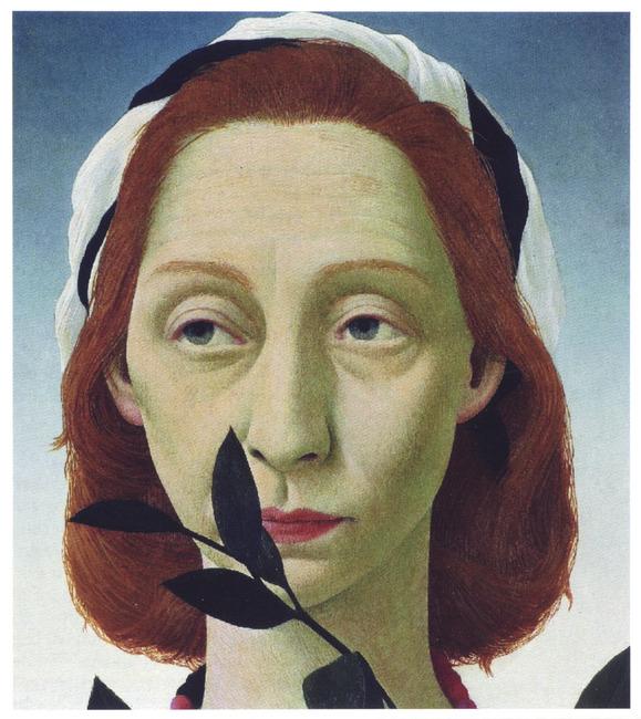 Portret van Johanna Charlotte van Boetzelaer (1910- )