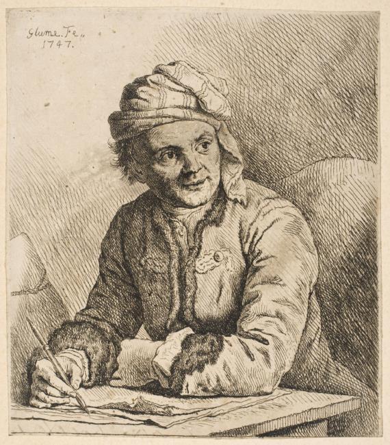 "<a class=""recordlink artists"" href=""/explore/artists/32177"" title=""Johann Gottlieb Glume""><span class=""text"">Johann Gottlieb Glume</span></a>"