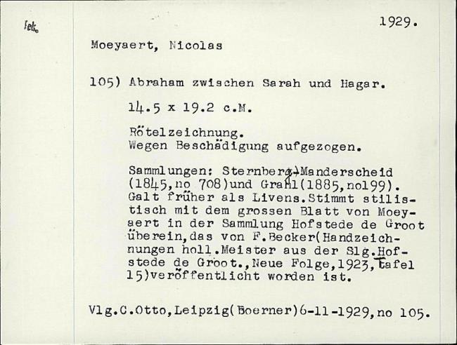 Moeyaert, Claes, card number 1327278