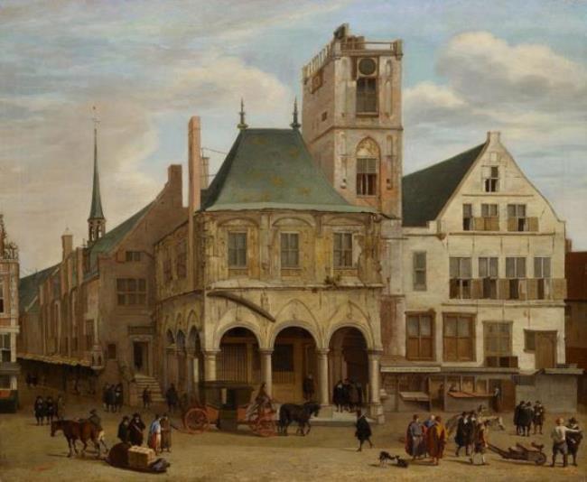 "<a class=""recordlink artists"" href=""/explore/artists/78723"" title=""Jacob van der Ulft""><span class=""text"">Jacob van der Ulft</span></a> naar <a class=""recordlink artists"" href=""/explore/artists/69237"" title=""Pieter Saenredam""><span class=""text"">Pieter Saenredam</span></a>"