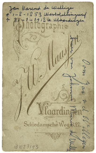 "<a class=""recordlink artists"" href=""/explore/artists/428618"" title=""Johannes Wilhelmus Maassen""><span class=""text"">Johannes Wilhelmus Maassen</span></a>"