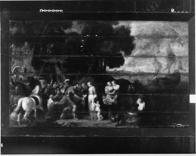 "<a class=""recordlink artists"" href=""/explore/artists/1984"" title=""Anoniem""><span class=""text"">Anoniem</span></a> na 1630 naar ontwerp van <a class=""recordlink artists"" href=""/explore/artists/68737"" title=""Peter Paul Rubens""><span class=""text"">Peter Paul Rubens</span></a>"