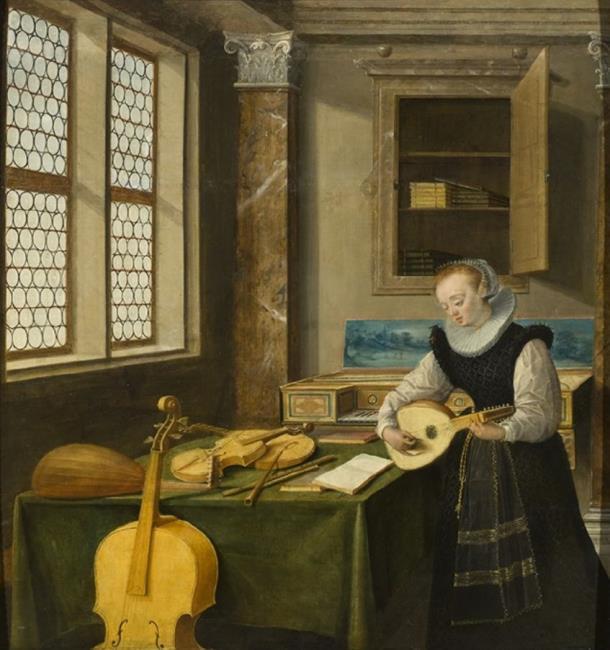 """toegeschreven aan <a class=""""recordlink artists"""" href=""""/explore/artists/74870"""" title=""""Hendrik van Steenwijck (II)""""><span class=""""text"""">Hendrik van Steenwijck (II)</span></a>"""