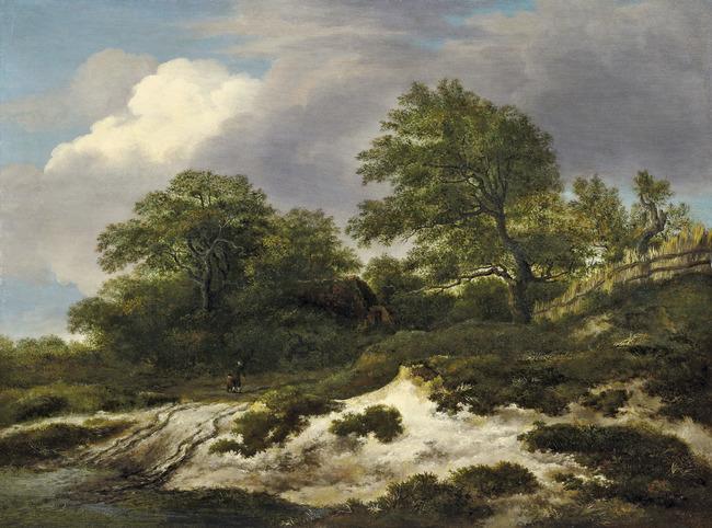 """trant/naar <a class=""""recordlink artists"""" href=""""/explore/artists/68835"""" title=""""Jacob van Ruisdael""""><span class=""""text"""">Jacob van Ruisdael</span></a>"""