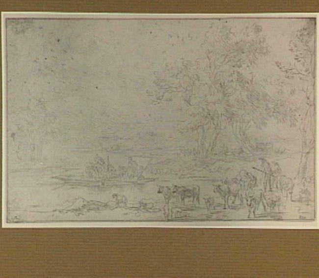 "school van <a class=""recordlink artists"" href=""/explore/artists/6727"" title=""Nicolaes Berchem""><span class=""text"">Nicolaes Berchem</span></a>"