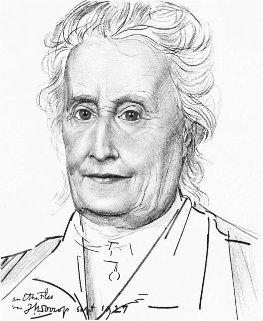 Portrait of Etha Fles (1857-1948)