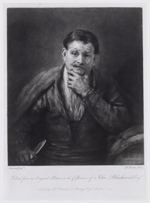 "<a class=""recordlink artists"" href=""/explore/artists/39994"" title=""Richard Houston""><span class=""text"">Richard Houston</span></a> naar <a class=""recordlink artists"" href=""/explore/artists/66219"" title=""Rembrandt""><span class=""text"">Rembrandt</span></a>"