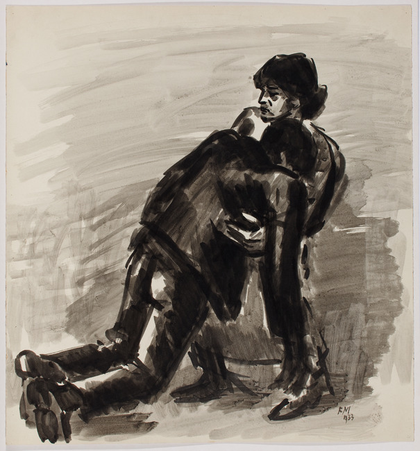"<a class=""recordlink artists"" href=""/explore/artists/53083"" title=""Frans Masereel""><span class=""text"">Frans Masereel</span></a>"