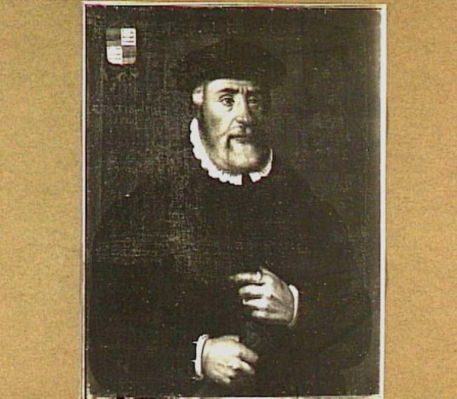 """<a class=""""recordlink artists"""" href=""""/explore/artists/1984"""" title=""""Anoniem""""><span class=""""text"""">Anoniem</span></a> <a class=""""thesaurus"""" href=""""/nl/explore/thesaurus?term=29960&domain=PLAATS"""" title=""""Noordelijke Nederlanden (historische regio)"""" >Noordelijke Nederlanden (historische regio)</a> 17de eeuw naar 16de eeuw"""