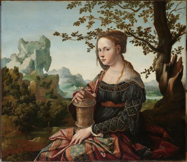 "<a class=""recordlink artists"" href=""/explore/artists/71591"" title=""Jan van Scorel""><span class=""text"">Jan van Scorel</span></a>"