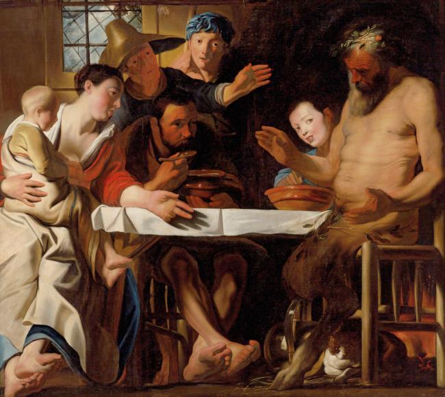 "atelier van <a class=""recordlink artists"" href=""/explore/artists/42880"" title=""Jacob Jordaens (I)""><span class=""text"">Jacob Jordaens (I)</span></a>"