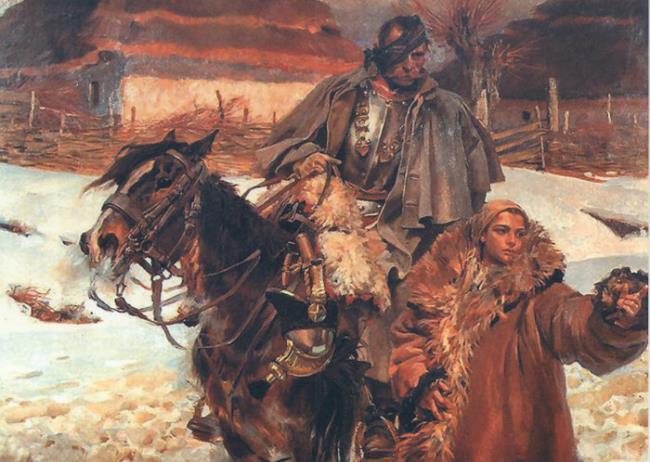 """<a class=""""recordlink artists"""" href=""""/explore/artists/46020"""" title=""""Wojciech Kossak""""><span class=""""text"""">Wojciech Kossak</span></a>"""